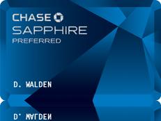 4-Sapphire Preferred Card