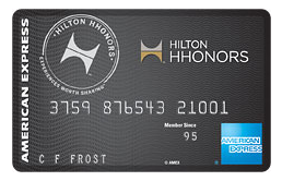 8-Hilton HHonors Surpass AMEX