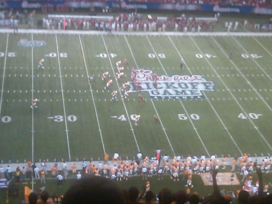 Tennessee - NC State Game