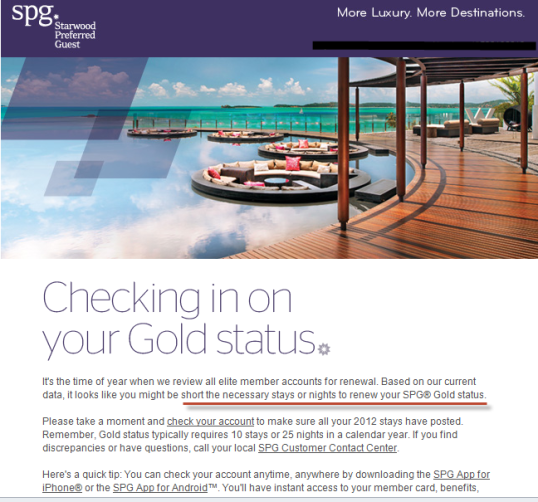 SPG Email