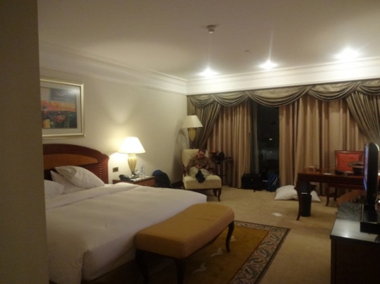 Grand Hyatt Dubai Deluxe King Room