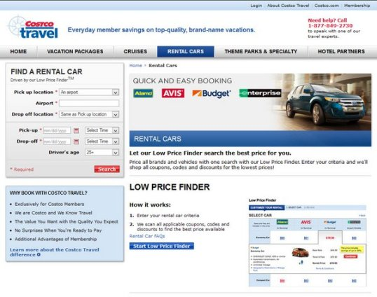 Shop all coupon codes and discounts with our Low Price Finder • One additional driver fee waived.