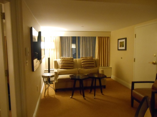 Marriott Suite Upgrade for Elite Members